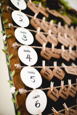 seating boda madera y cuerda