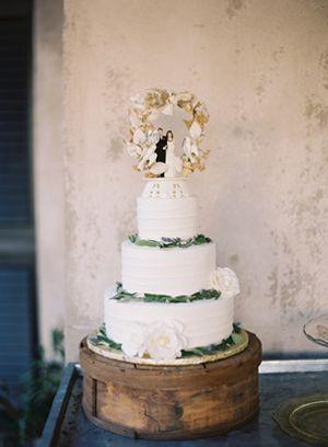 tarta boda rural
