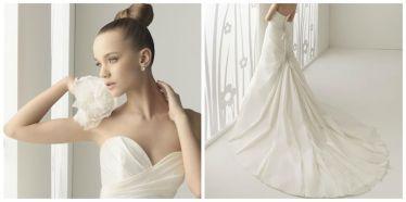 vestido de novia en renta yute de innovias