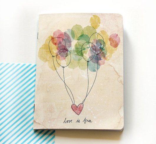 cuadernito novia