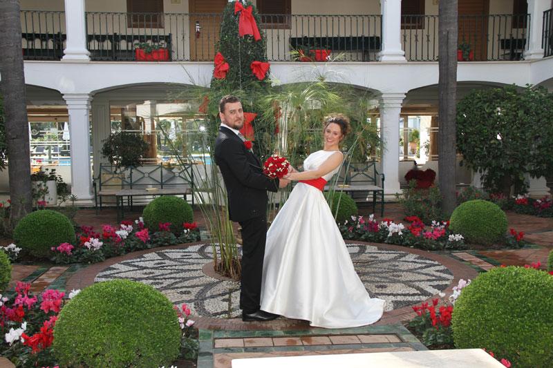 bodas en rojo | innovias