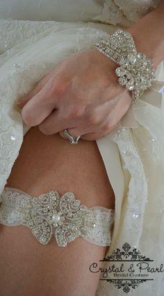 liga de novia joya