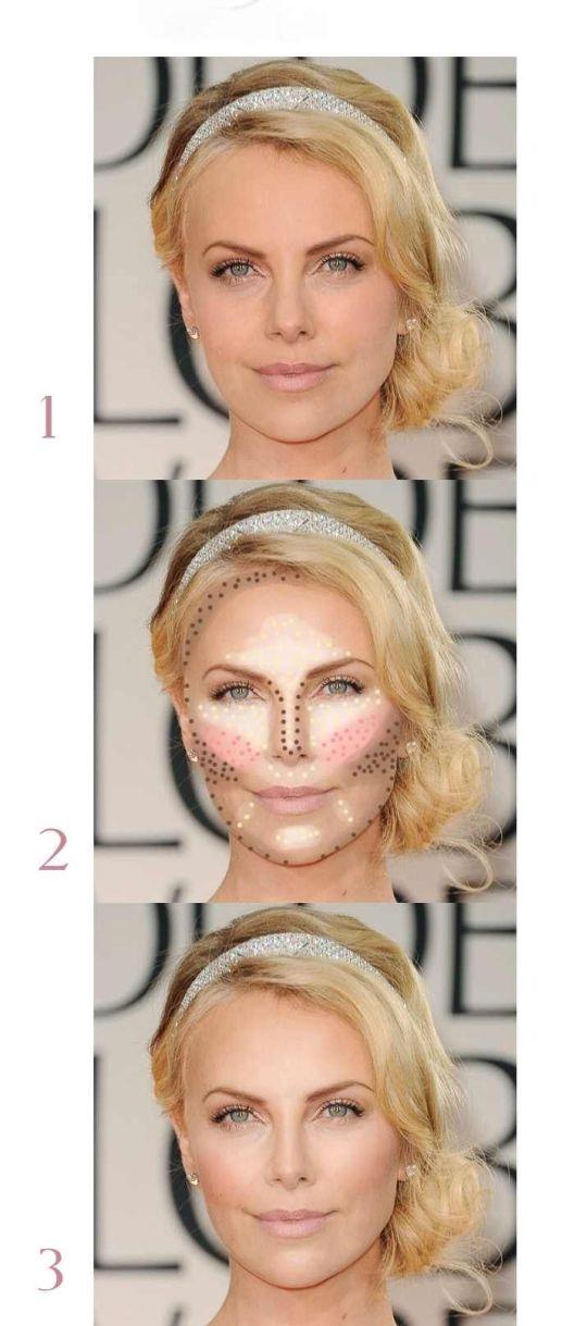 maquillaje de novia natural