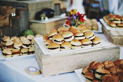 miniburgers recena boda
