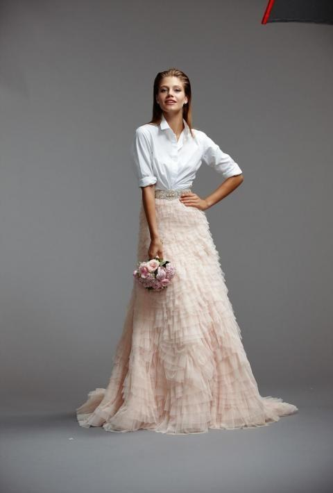 novia moderna