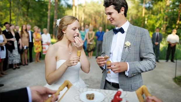 bodas sin gluten