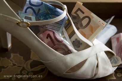 zapato-dinero