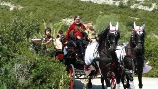 calesa-boda-medieval