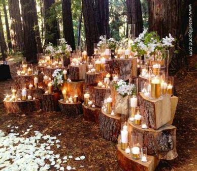 decoración-rincon-boda-velas