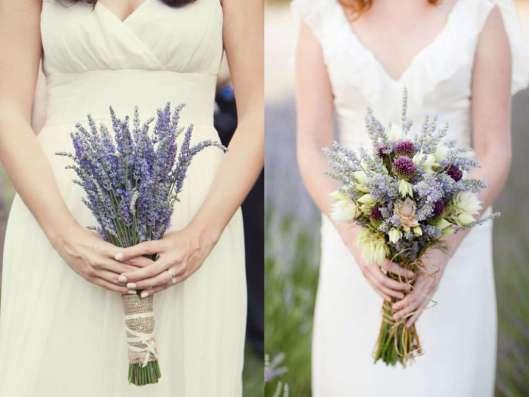 Lavendar-Bridal-Bouquets