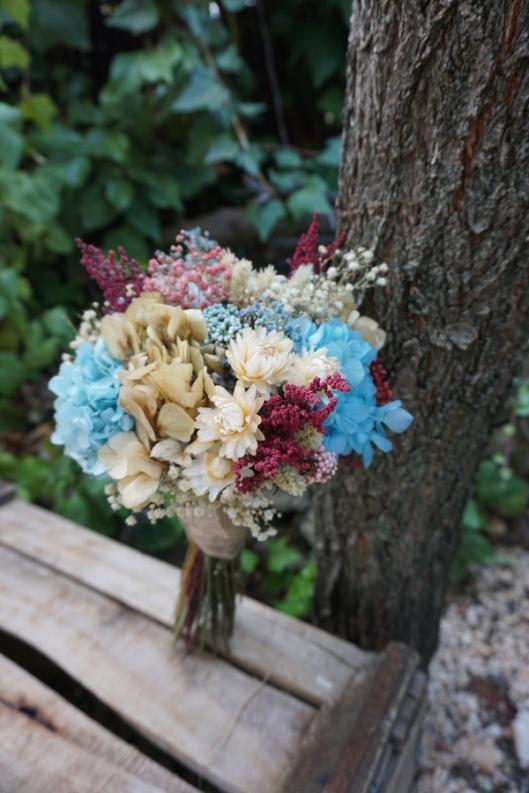 ramo-flores-preservadas colorido