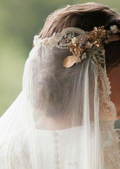 colocacion velo de novia