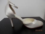 Zapato de novia tobillero