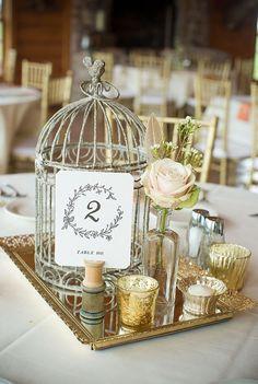 jaula mesero boda