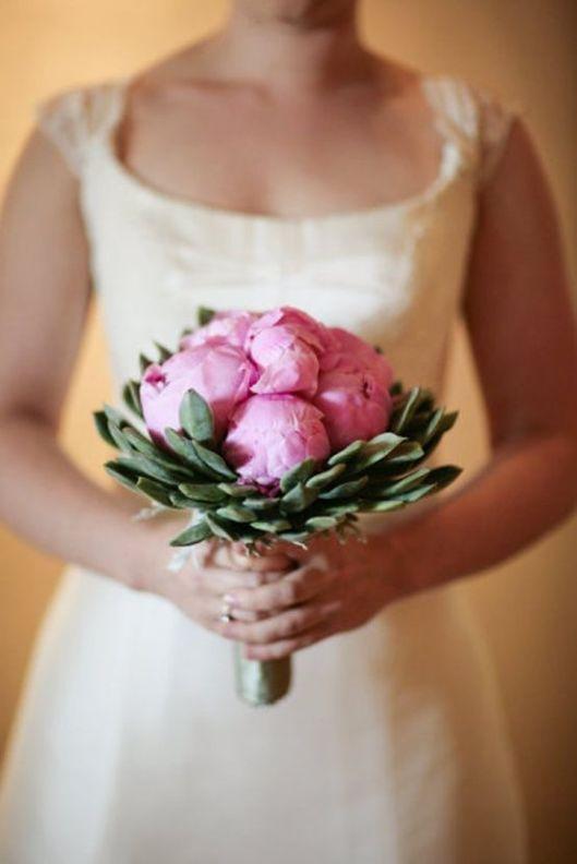 peonias-suculentas-ramo-novia