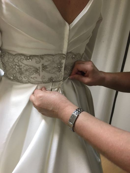 recogida vestido avior