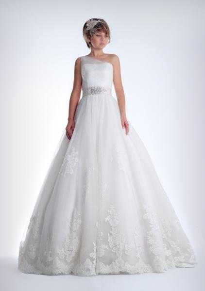 Vestido de novia en alquiler Camila de Innovias