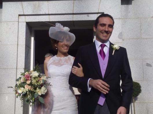 vestido novia Astrid de Innovias en Cristina