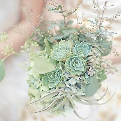 ramo_novia_verde_mint_suculentas