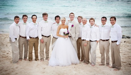 cortejo bodas