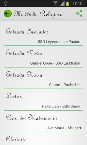 app_musica_boda_religiosa