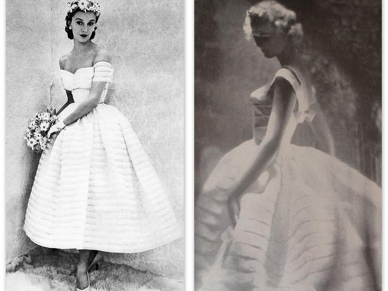 La evolución del vestido de novia. Parte II. | Innovias