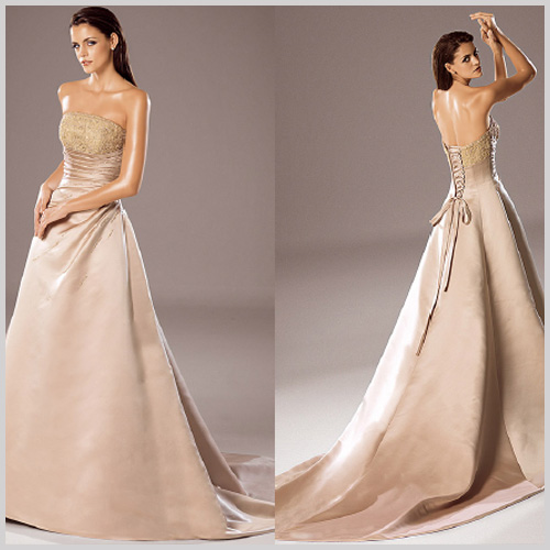 Vestidos para unas bodas de plata
