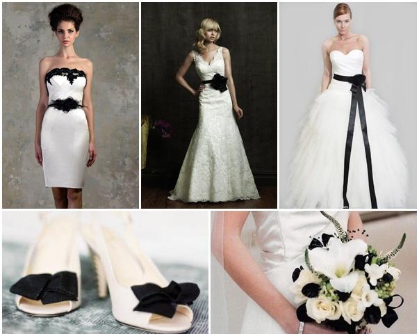 Significado del vestido de novia negro