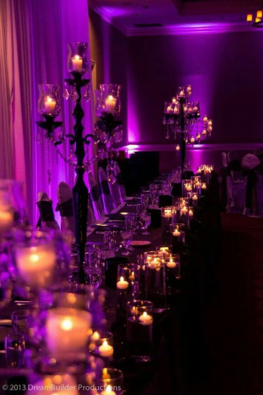 purpura-negro-velas-boda-halloween