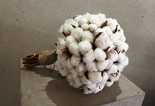 ramo-novia-algodon