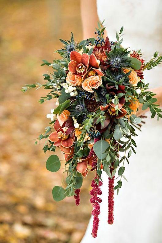 ramo-novia-anaranjado-otono