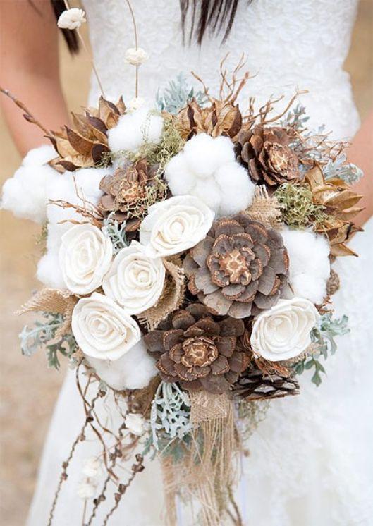 ramo-novia-flor-algodon
