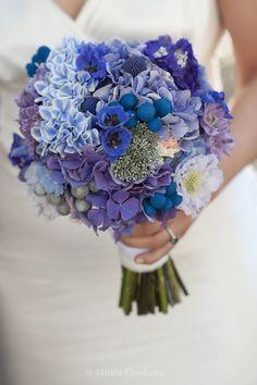 ramo-novia-hortensias-azul
