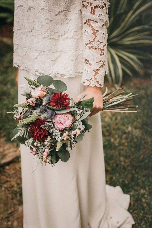 ramo-novia-silvestre-marsala-rosa