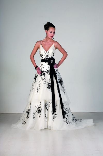 vestido-innovias-blanco-negro | innovias