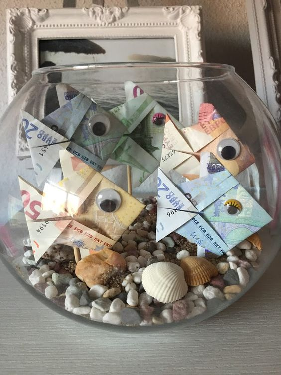 Ideas regalar dinero boda innovias for Regalos originales de manualidades