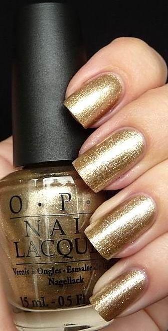 manicura-dorada