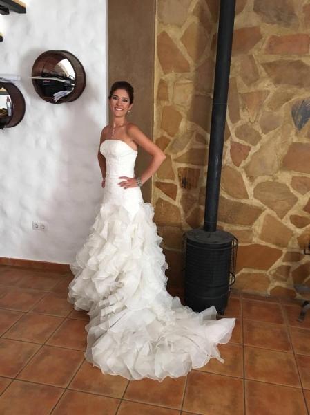 Vestidos de novia calle lagasca