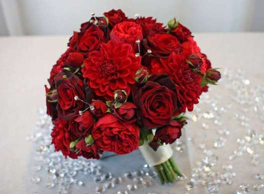 ramo-de-novia-rojo