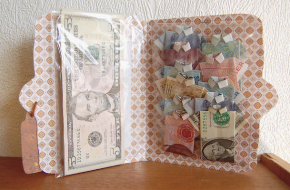 Ideas regalar dinero boda innovias for Regalos novios boda