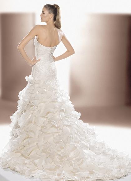 Vestidos de novia y estilos