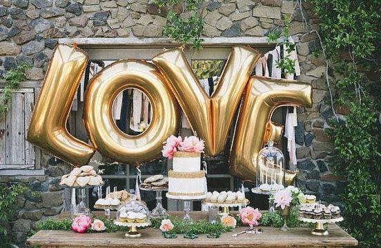 decoracin boda con globos Innovias