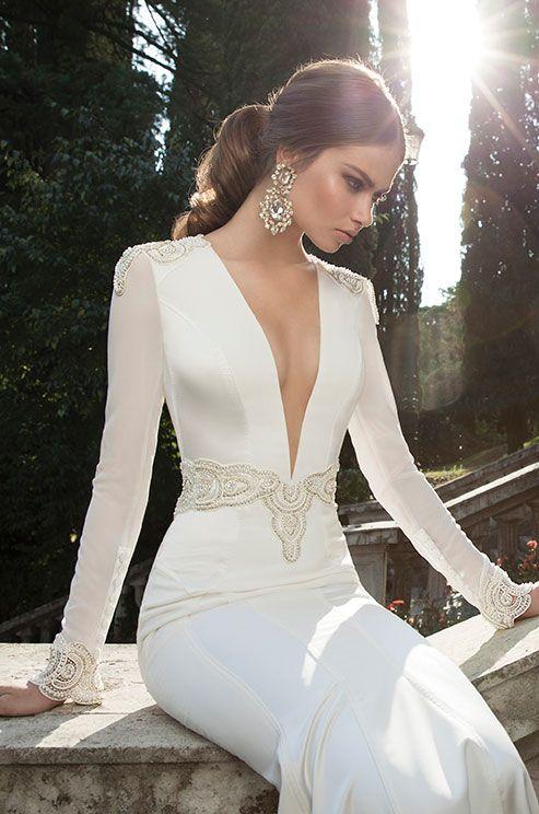 Comprar vestido de novia transparencias