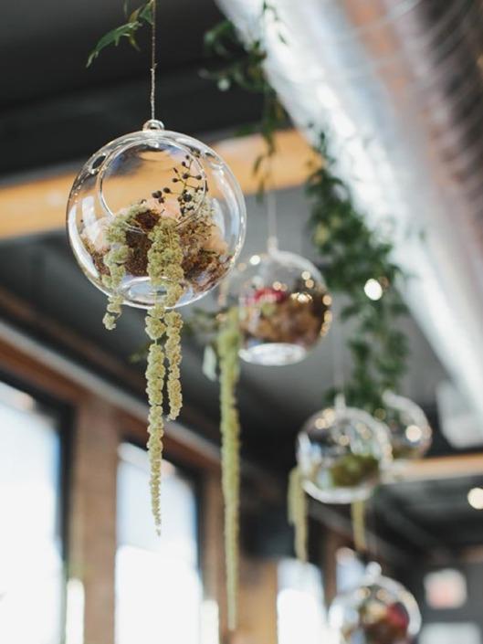 Terrarios para bodas innovias for Decoracion para terrarios
