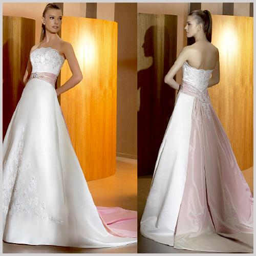 Vestidos de novia Innovias de estilo princesa en venta outlet | Innovias