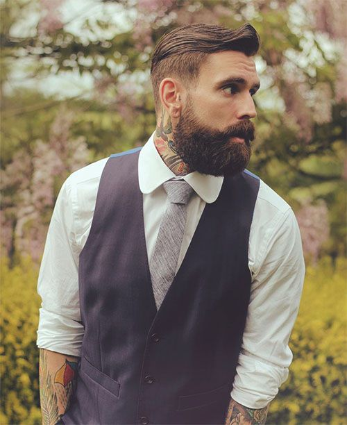 trajes de novio hipster