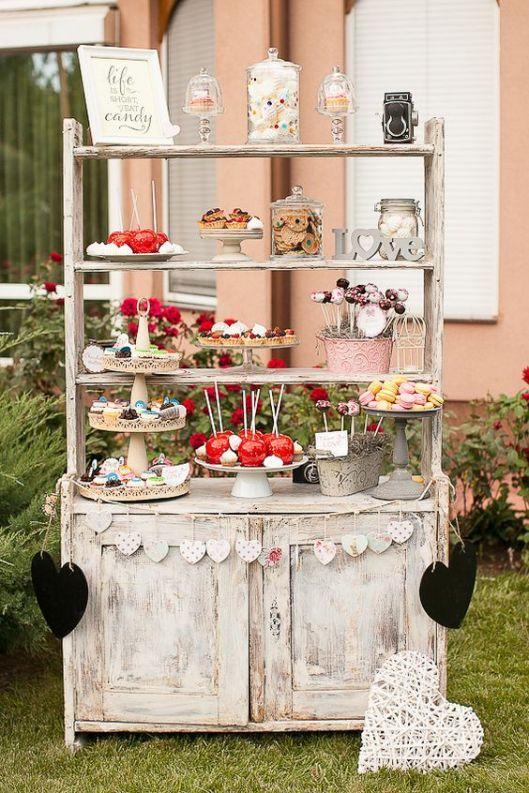 C mo organizar una mesa dulce innovias - Como organizar una mesa dulce ...
