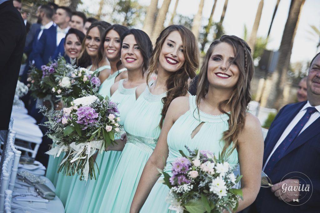 damas de honor novia | Innovias