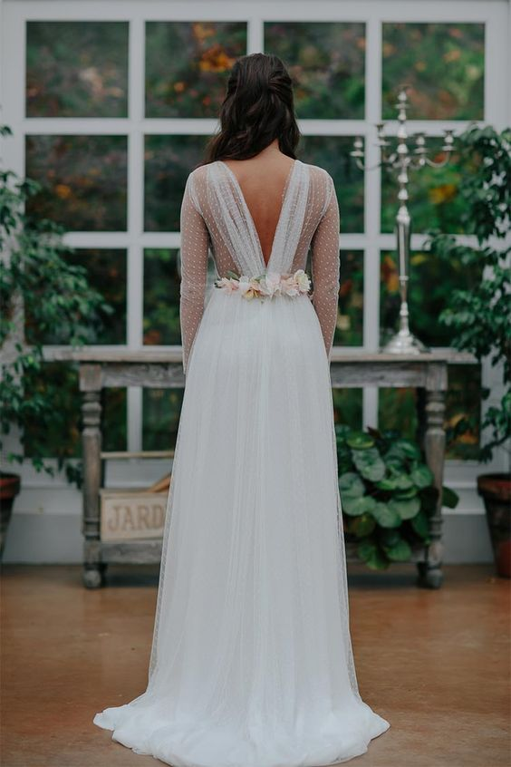 fajín en vestidos de novia | innovias