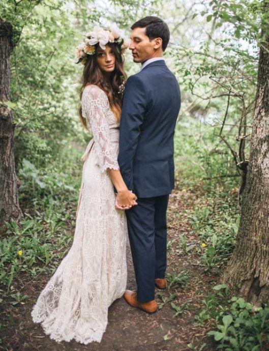recogidos románticos de novia | innovias